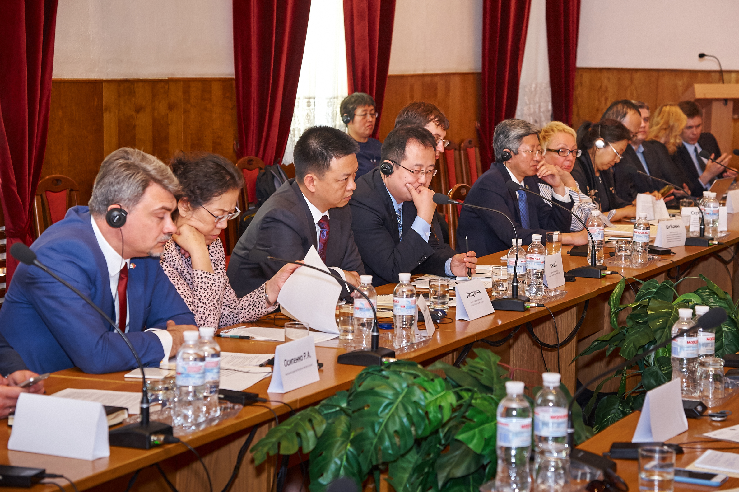 Центральними темами дискусії на Форумі стали  стратегічне партнерство  України та Китаю b21b4e1dfc80d
