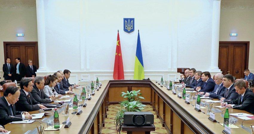 «Китай – ринок у фокусі для українського експорту на наступні 5 років  згідно з Експортною стратегією України. Китай зацікавлений в імпорті з України  товарів ... 11a82be02a9ea